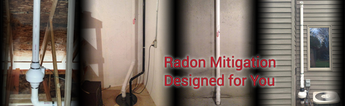 Slide 1 – Radon Mitigation